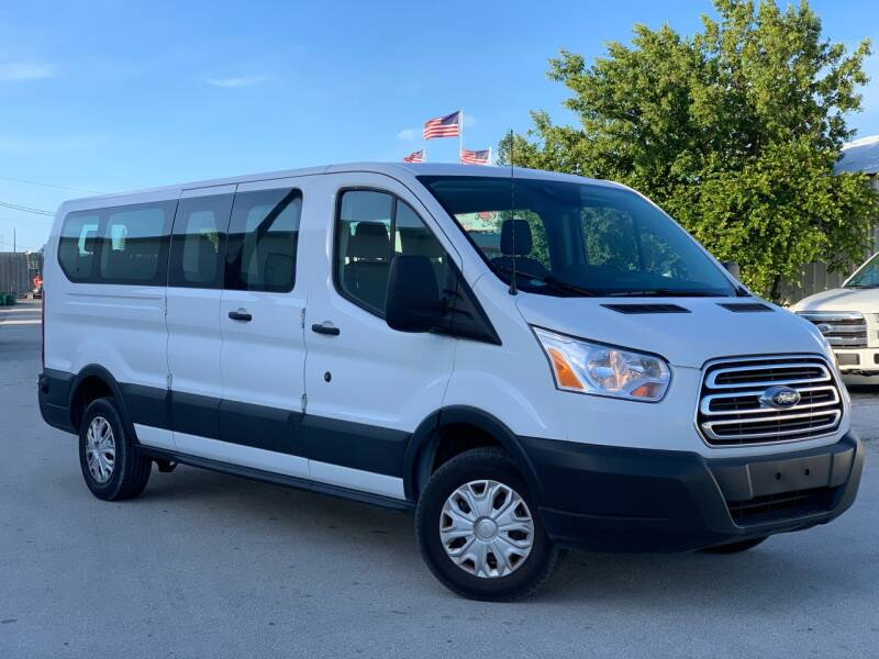 2019 Ford Transit Passenger for sale at Citywide Auto Group LLC in Pompano Beach FL