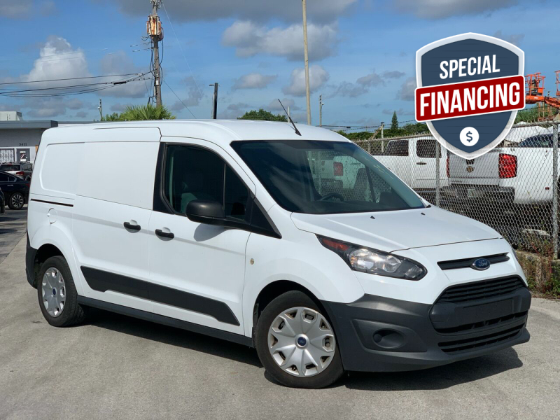 2017 Ford Transit Connect Cargo for sale at Citywide Auto Group LLC in Pompano Beach FL