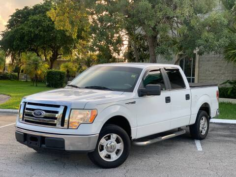 2010 Ford F-150 for sale at Citywide Auto Group LLC in Pompano Beach FL