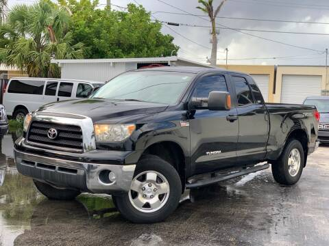 2008 Toyota Tundra for sale at Citywide Auto Group LLC in Pompano Beach FL