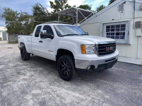 2011 GMC Sierra 1500 for sale at Citywide Auto Group LLC in Pompano Beach FL