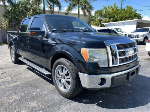 2009 Ford F-150 for sale at Citywide Auto Group LLC in Pompano Beach FL