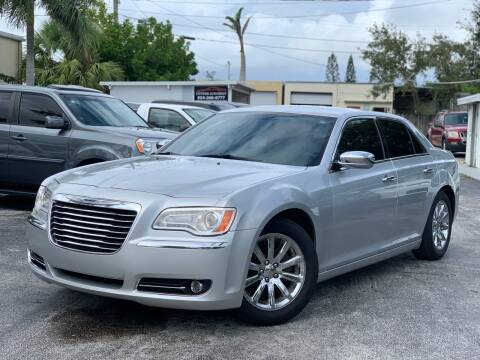 2012 Chrysler 300 for sale at Citywide Auto Group LLC in Pompano Beach FL