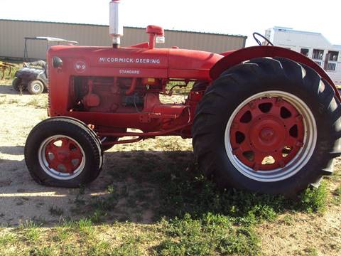 1930 McCormick w-9 for sale in Lubbock, TX