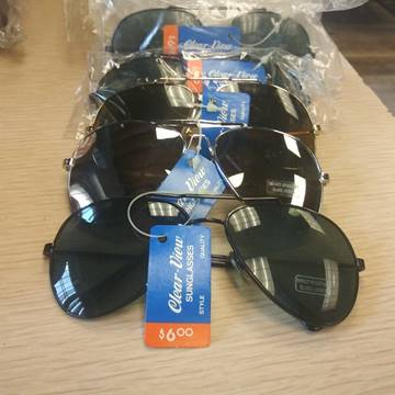 Clear View Sunglasses for sale in Lubbock, TX