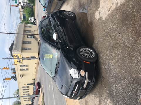 2014 FIAT 500c for sale in York, PA