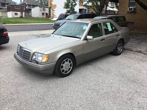 1995 Mercedes-Benz 420-Class for sale in York, PA