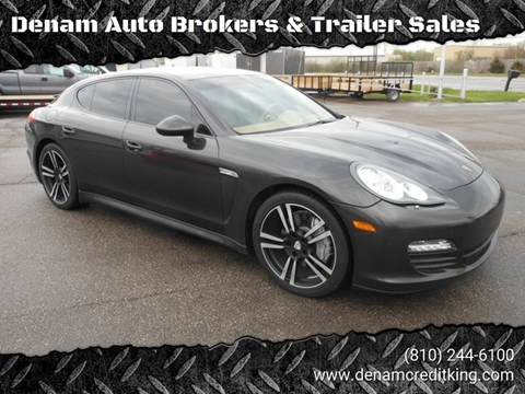2012 Porsche Panamera for sale in Burton, MI