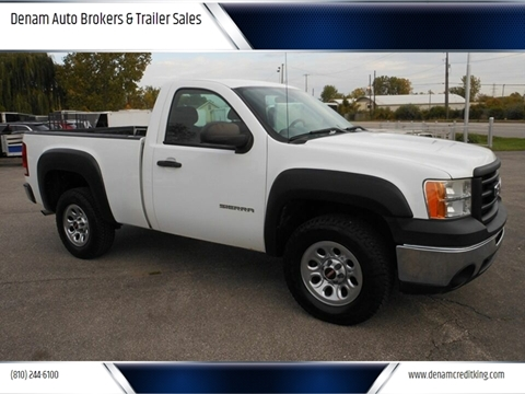 2010 GMC Sierra 1500 for sale in Burton, MI
