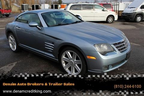 Crossfire For Sale >> 2005 Chrysler Crossfire For Sale In Burton Mi