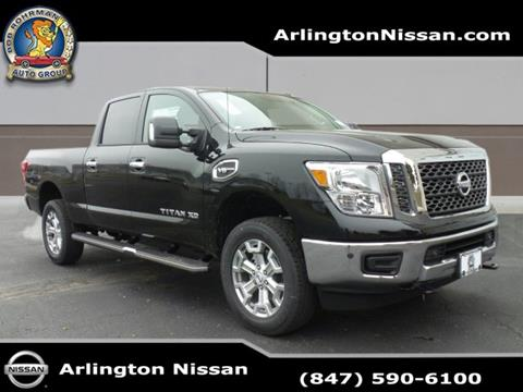 2018 Nissan Titan XD For Sale In Arlington Heights, IL