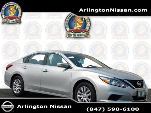 2018 Nissan Altima For Sale In Arlington Heights, IL