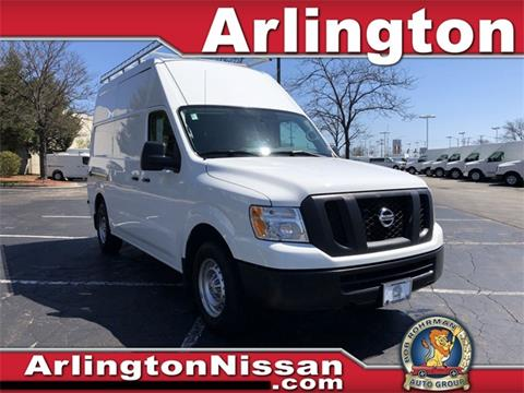 2018 Nissan NV Cargo for sale in Arlington Heights, IL