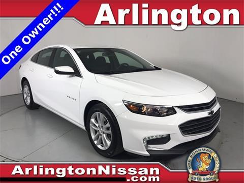 Arlington Heights Nissan >> Chevrolet Malibu For Sale In Arlington Heights Il
