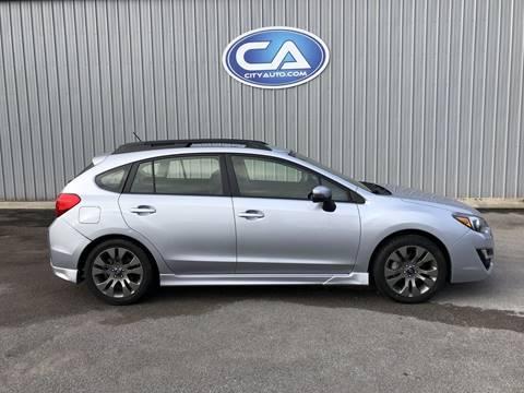 2016 Subaru Impreza for sale in Murfreesboro, TN