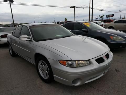 2003 Pontiac Grand Prix for sale in Las Vegas, NV