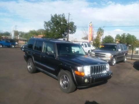 2006 Jeep Commander for sale in Las Vegas, NV