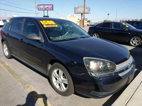 2005 Chevrolet Malibu Maxx for sale in Las Vegas, NV