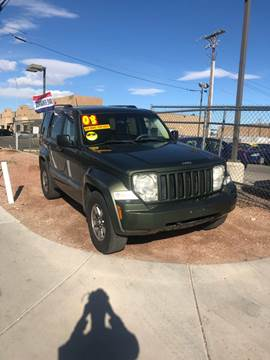 2008 Jeep Liberty for sale in Las Vegas, NV