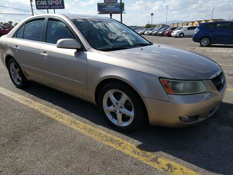 Hyundai Sonata For Sale In Las Vegas Nv Car Spot