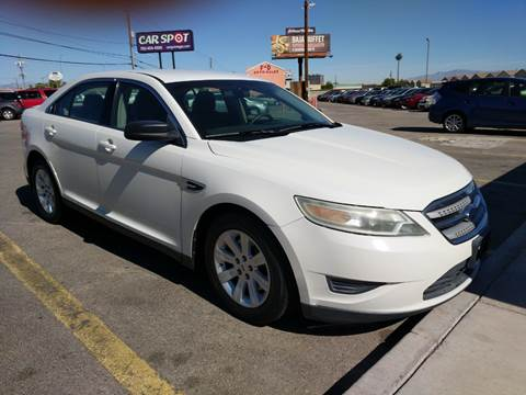 2010 Ford Taurus for sale in Las Vegas, NV