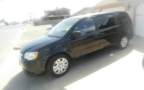 2016 Dodge Grand Caravan for sale at Eastern Motors in Altus OK