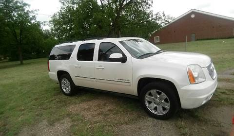 2011 GMC Yukon XL for sale at Eastern Motors in Altus OK