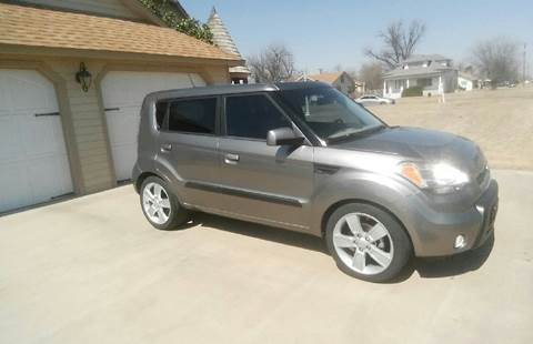 2010 Kia Soul for sale at Eastern Motors in Altus OK