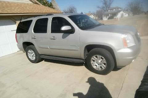2008 GMC Yukon for sale at Eastern Motors in Altus OK