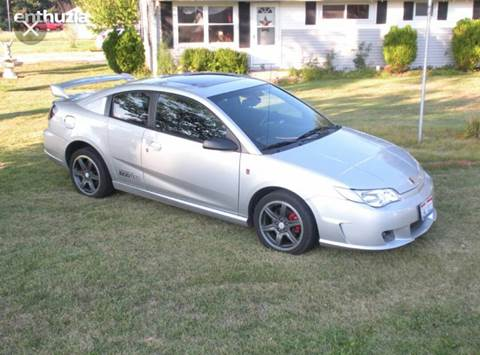2006 Saturn Ion Red Line for sale at Eastern Motors in Altus OK