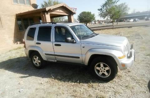 2005 Jeep Liberty for sale at Eastern Motors in Altus OK