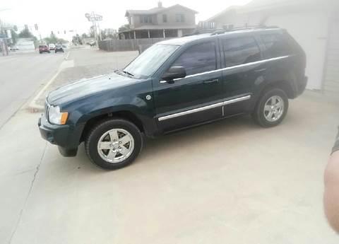 2005 Jeep Grand Cherokee for sale at Eastern Motors in Altus OK
