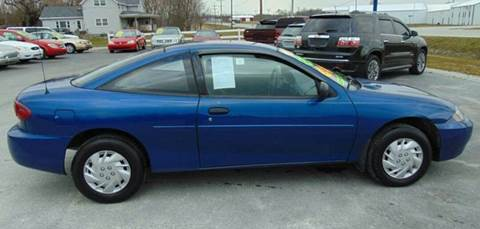 2004 Chevrolet Cavalier for sale at Eastern Motors in Altus OK