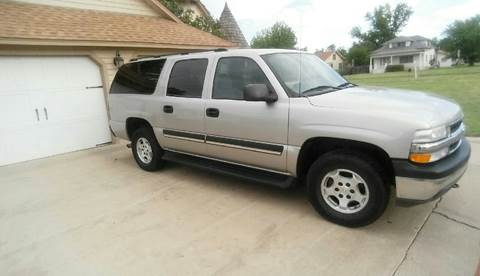 2004 Chevrolet Suburban for sale at Eastern Motors in Altus OK