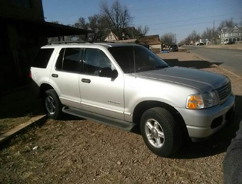 2004 Ford Explorer for sale at Eastern Motors in Altus OK