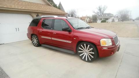 2004 GMC Envoy XUV for sale at Eastern Motors in Altus OK