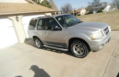 2002 Ford Explorer Sport for sale at Eastern Motors in Altus OK