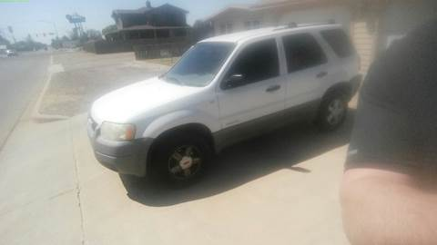 2002 Ford Escape for sale at Eastern Motors in Altus OK