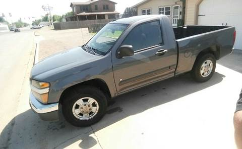 Used Chevy Colorado For Sale >> Used 2008 Chevrolet Colorado For Sale Carsforsale Com