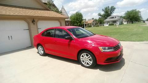 2015 Volkswagen Jetta for sale at Eastern Motors in Altus OK