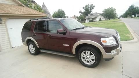 2008 Ford Explorer for sale at Eastern Motors in Altus OK
