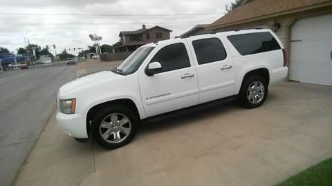 2008 Chevrolet Suburban for sale at Eastern Motors in Altus OK