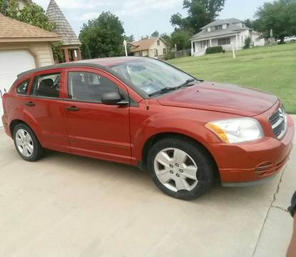 2007 Dodge Caliber for sale at Eastern Motors in Altus OK