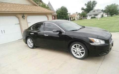 2009 Nissan Maxima for sale at Eastern Motors in Altus OK