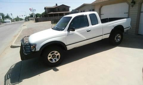 1996 Toyota Tacoma for sale at Eastern Motors in Altus OK