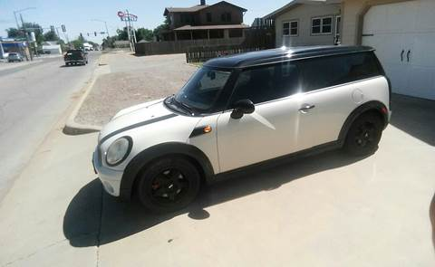 2009 MINI Cooper Clubman for sale at Eastern Motors in Altus OK