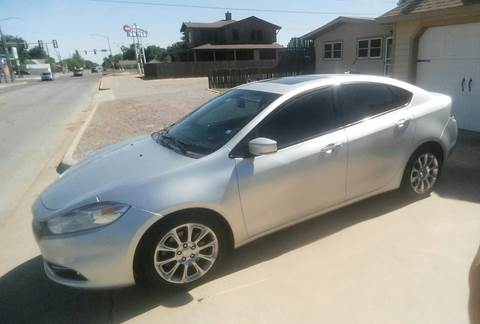 2013 Dodge Dart for sale at Eastern Motors in Altus OK