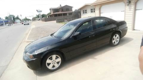 2006 Lincoln LS for sale at Eastern Motors in Altus OK