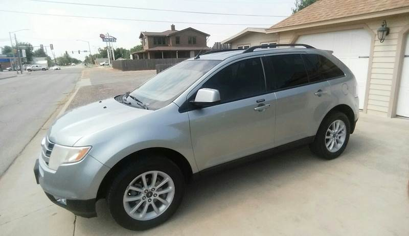 2007 Ford Edge for sale at Eastern Motors in Altus OK