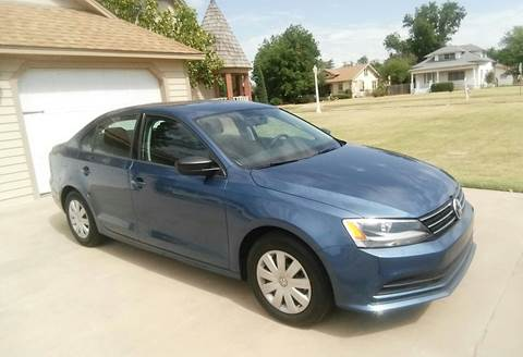 2016 Volkswagen Jetta for sale at Eastern Motors in Altus OK